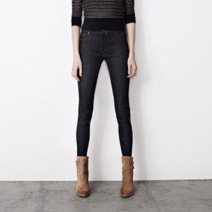 AllSaints 'Reyna' High-Rise Skinny Jeans